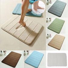 40 x 60CM  Soft Absorbent Memory Foam Bathroom Non-slip Carpets Bath Mats Rug