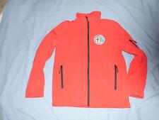 New ListingMen's Alfa Romeo jacket Lg red zip up sports cars auto Kariban