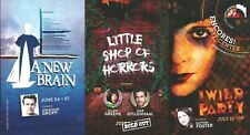 LITTLE SHOP OF HORRORS at ENCORES! A NEW BRAIN and THE WILD PARTY Sutton Foster