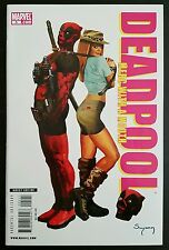 DEADPOOL MERC WITH A MOUTH #5 (2010 MARVEL) *PRETTY WOMAN MOVIE POSTER SWIPE* NM