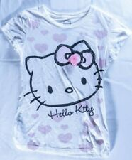 Hello Kitty Girls T Shirt by Sanrio   Size Large