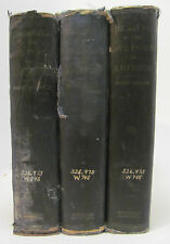 Henry Wilson 'HISTORY OF THE RISE AND FALL OF THE SLAVE POWER IN AMERICA' 1872
