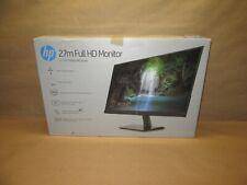 HP Hewlett Packard Hp 27m 27-inch Monitor