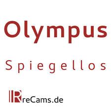 Servicio de conversión de infrarrojos para Olympus sin espejos Cámara IR PEN OMD OM-D