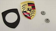 NEUF d'origine Porsche 911 924 924S 944 968 964 928 912 capot badge Kit