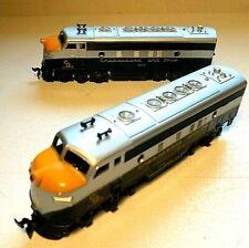Mantua / Tyco HO Chesapeake & Ohio F7A & B (Dummy) Diesel Locomotives, B&O #8015