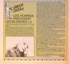 ARTICLE BLONDIE 1981 1 P1018354