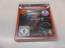 PLAYSTATION 3 PS 3 gran turismo 5 Essentials []