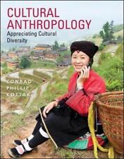 Cultural Anthropology by Conrad Phillip Kottak (2014, Paperback)