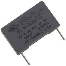 5 Kemet r46ki22200001m mkp-funkentstörkondensator 275v 22nf rm15 856642