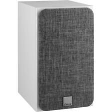 DALI Oberon 1 Kompakt Regal Tisch Lautsprecher Boxen HiFi Bassreflex weiß 1 Paar