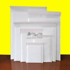 Wholesale 50-100Pcs Poly Bubble Mailers Padded Envelopes Shipping Bags Self Seal