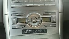 TOYOTA AURIS 2007-2010 HEATER CONTROL PANEL