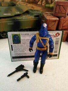 2004 Commander Of Cobra Forces: COBRA COMMANDER(v18):100% CMP