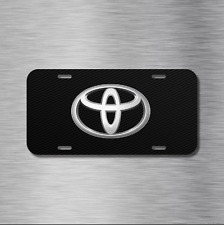 Toyota Vehicle Front License Plate Auto Car NEW camry 86 yaris corolla rav 4