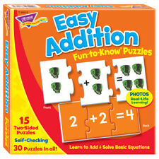 TREND EASY ADDITION PUZ FUN-TO-KNOW