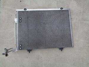 2005 CHRYSLER CROSSFIRE A/C AC AIR CONDITIONING CONDENSER ASSEMBLY OEM
