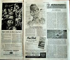 Japanese Soldiers Depicted in 2 WWII Ads