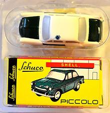 VW 1500 Limousine Polizei 1:90 Schuco Piccolo 05732