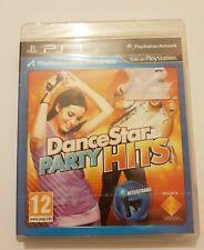 DanceStar Party HITS PlayStation 3 ps3 pal España Nuevo y Sellado de Fabrica