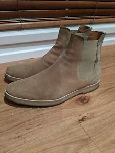 Common Projects Chelsea Boot - Tan Suede - Size 44