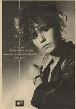 18/9/82Pgn53 Advert: Wendy Wu New Single run Jilly Run 7x5