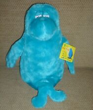 Kohl's Cares Plush BIG FISH Dr. Seuss One Fish Two Fish BLUE NWT