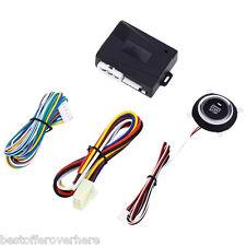 Car Alarm Finger Push Starter Engine Start Stop Transponder Button Oil Detector