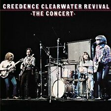 The Concert-Creedence Clearwater Revival 40th Anniversary (MINT CD 2010 Fantasy