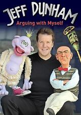 JEFF DUNHAM - ARGUING WITH MYSELF DVD