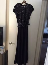 CACHE evening/ prom gown size 6