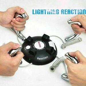 Electric Shock Game Electro Reaction Lightning Shocker Punishment Thrilling Gift