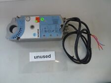 Siemens Gbb 136.1E Actuator 24 Volt AC Unused
