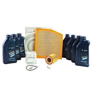 1x Original BMW Oil Filter Air 3er E90 E91 E92 E93 1er E82 E88 N55+7L 5W30