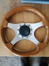 Formuling Steering Wheel Wooden Mini