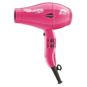 NEW, Parlux Advance Light Ceramic and Ionic Hair Dryer 2200W- Fuchsia