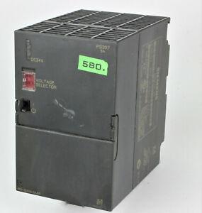 SIEMENS SImatic PS 307, S7-300, 6ES7 307-1EA00-0AA0, gebraucht, -580-03-