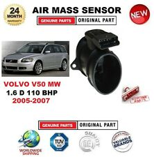 FOR VOLVO V50 MW 1.6 D 110 BHP 2005-2007 AIR MASS SENSOR 5-PIN PLUG with HOUSING