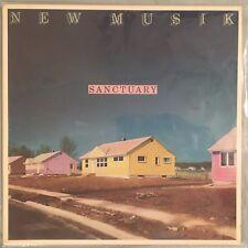 NEW MUSIK - Sanctuary (Vinyl LP) NFE37314 Promo