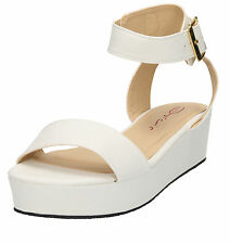 Women's Ankle Strap Sandals & Beach Shoes without Pattern