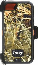 OtterBox Defender Series for Apple iPhone 5 (Camo Max/Blaze Orange/Black)