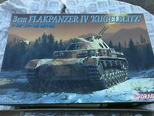 1/35 Dragon Panzer Iv Kugelblitz AA Tank