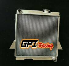aluminum alloy radiator FOR Triumph TR6 1969-1974 70 71;TR250 1967-1968 67 68