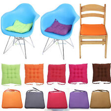 Indoor Outdoor Dining Garden Patio House Kitchen Office Chair Seat Pads Cushion