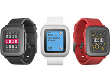 "Smartwatch - Pebble Time, Bluetooth, pantalla 1,25"", procesador ARM Cortex-M3"