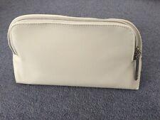 White Make Up Bag