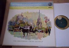 Hollywood Quartet BEETHOVEN String Quartet No.13 Op.130 - Capitol PAO 8429
