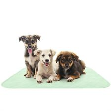 2 Pack Puppy Dog Pee Training Pads Reusable Washable Quick Absorb 36 x 34 Inch