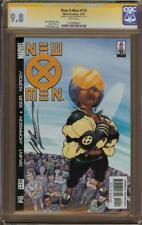 New X-Men #119 CGC 9.8 Signature Series GRANT MORRISON  #1318098007