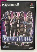 PS2 Combat Queen PlayStation 2 Japan F/S